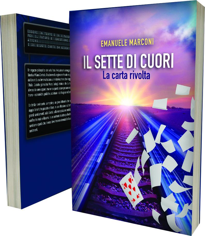 copertina del libro Il sette di cuori